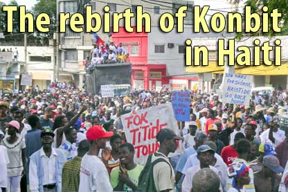The rebirth of Konbit in Haiti - December 17, 2008