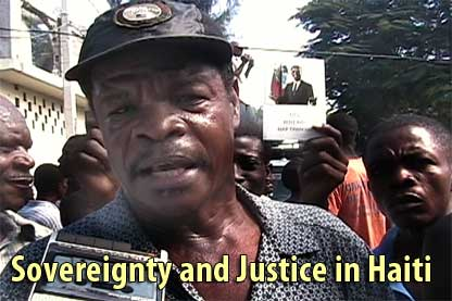 Sovereignty and Justice in Haiti - February 18, 2007