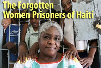 UN powerless as political prisoners waste away in Haiti? - May 4, 2006